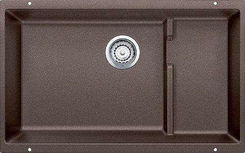 Blanco Sink - Precis Cascade - 28-3/4 x 18-1/8 - Café