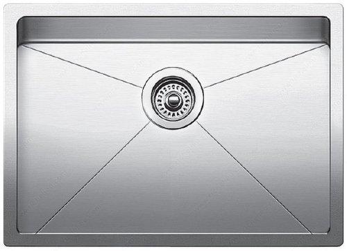 Blanco Sink - Quatrus R15 U 1 Med - 25 x 18