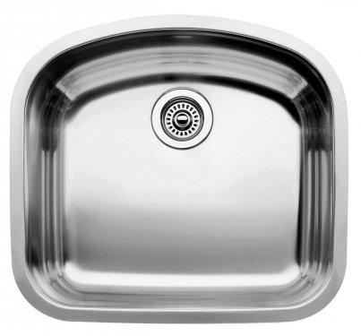 Blanco Sink - Wave U 1 - 22-1/2 x 20-1/2