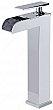 Robinet de salle de bain Riveo - 11-15/32 - Chrome - Bonde de vidange incluse