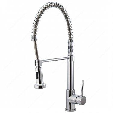 Riveo Kitchen Faucet - 20-3/4 x 8-21/32 - Chrome
