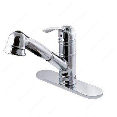 Riveo Kitchen Faucet - Chrome