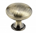 Contemporary Metal Knob - 9041 - 30 mm - Antique English