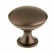 Contemporary Metal Knob - 9041 - 30 mm - Honey Bronze