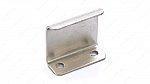 Contemporary Metal Edge Pull - 3966 - 25 mm -  Matte Nickel