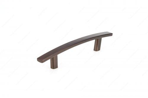 Transitional Metal Pull - 650 - 96 mm - Honey Bronze