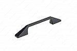 Contemporary Metal Pull - 7238 - 128 mm - Matte Black