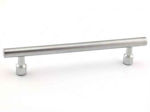 Transitional Metal Pull - 5213 - 96 mm - Matte Chrome