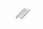 Contemporary Metal Edge Pull - 9696 - 128 mm - Chrome