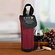 Vineyard Single Bottle Wine Cooler