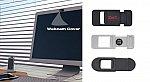 Plastic Webcam Cover - Square edges