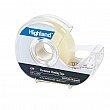 3M - 6200-18PP - Highland 6200 - Transparent & Invisible Tape (Magic Tape)  - 19 mm (3/4) x 32,9 m (108') - Price for 1 unit