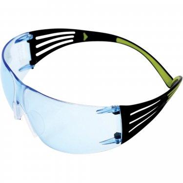 3M - SF404AF-CA - Securefit™ 400 Series Safety Glasses - Black - Blue - Unit Price