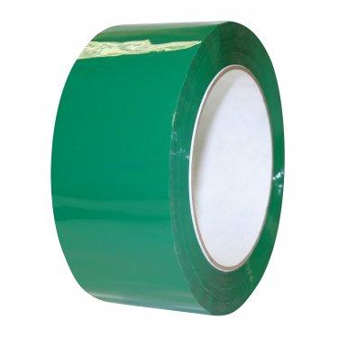 IPG - GC405 - Box Sealing Tape - Green - Acrylic - 2.1 mils -  48 mm (2) x 100m (328')