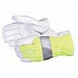 SUPERIOR GLOVE WORKS LTD. - 378GHVTL-M - Endura® Hi-Viz Reflective Driver's Gloves - Safety Green - Medium - Price per pair