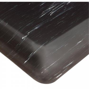 WEARWELL - 496.12X3X5BK - Smart Tile-Top No. 496 Mats - 3' x 5' - 1/2 - Black - Unit Price