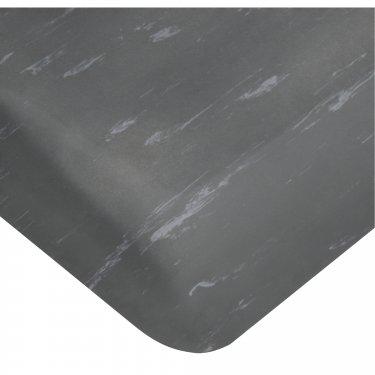 WEARWELL - 496.78X2X3CH - Smart Tile-Top No. 496 Mats - 2' x 3' - 7/8 - Charcoal - Unit Price