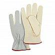 ZENITH - SAJ651 - Driver's Gloves - Gray - Small - Price per pair