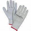 Zenith - SAN431 - Palm Coated Gloves - Gray - Medium - Priced per pair