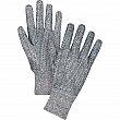ZENITH - SDL038 - Salt & Pepper Jersey Gloves - Salt & Pepper - Medium - Price per pair