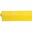 ZENITH - SDL870 - Border Ramp for Mat - 3 x 3' - 1/2 - Female - Yellow - Unit Price