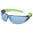 ZENITH - SDN704 - Z2500 Series Safety Glasses - Black/Green - Smoke- Unit Price
