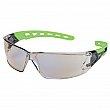 ZENITH - SDN705 - Z2500 Series Safety Glasses - Black - Smoke- Unit Price