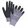 Zenith - SDP441 - ZX-1 Premium Gloves - Gray/Black - Large - Price per pair