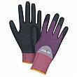 Zenith - SDP445 - ZX-2 Premium 3/4 Coated Gloves - Black - Medium - Price per pair