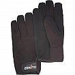 ZENITH - SEB049 - ZM100 Mechanic Gloves - Black - X-Large - Price per pair