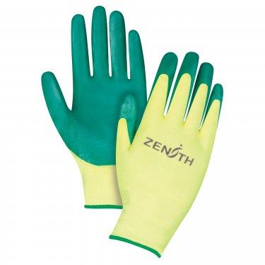 Zenith - SEI854 - ZX-3 Premium Gloves - Yellow/Green - X-Large - Price per pair