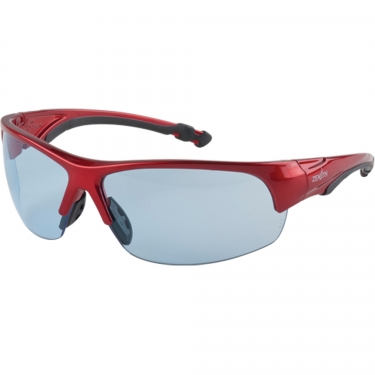 ZENITH - SEK288 - Z1900 Series Safety Glasses - Red - Blue Tint - Unit Price