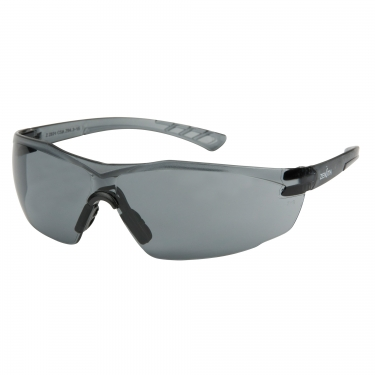ZENITH - SFU768 - Z2800 Series Safety Glasses - Black - Smoke- Unit Price