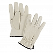 ZENITH - SM618 - Driver's Gloves - Beige - Large - Price per pair