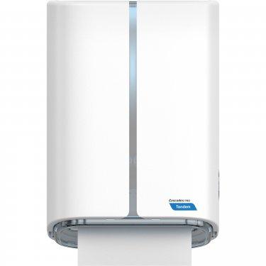 Cascades Pro Tandem™ - C345 - Hand Towel Dispenser - No-Touch - 11.5 x 9 x 16.6 - White - Unit Price