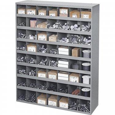 DURHAM MANUFACTURING - 361-95 - Heavy Duty Tilt Bins - 33-3/4 x 12 x 42 - 56 bins - Unit Price