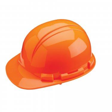 DYNAMIC SAFETY - HP241/31 - Whistler Hardhat - High Visibility Orange