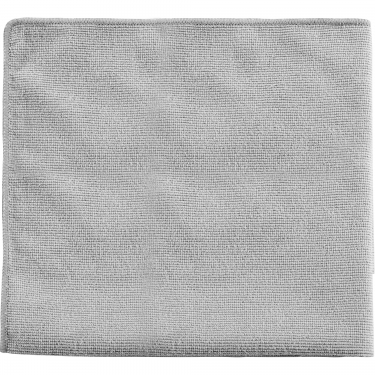 Hospeco - 1863889 - Executive Multi-Purpose Cleaning Cloth - Microfibre - 16 x 16 - Gray - Unit Price