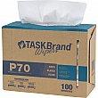 Hospeco - N-P070IDW - TaskBrand® P70 Premium Series Wipers Box of 100