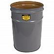 Justrite - 26050 - Cease-Fire® Grey Smoking Receptacle Drum