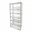 Kleton - RN593 - Slanted Shelf Carts - 48 x 18 x 74 - Unit Price