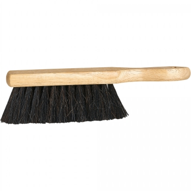 M2 Professional - BBC-206M - Wood Block Cleaning Brush - Animal Hair - 12-3/4 - Black - Unit Price