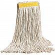 M2 Professional - MW-CC24B - Cotton-Pro™ Wet Mop - General Use - 24 oz - Cut - Cotton - Narrow - Unit Price