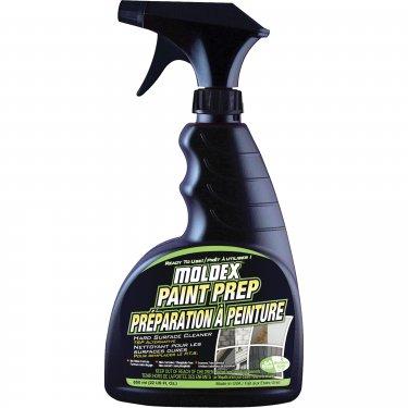 Moldex By Rustoleum - 8122 - Moldex® Paint Preparation Cleaner - 650ml - Price per bottle