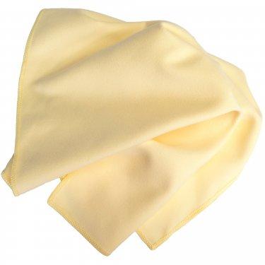 Norton - 07660705301 - Polishing Cloths - Microfibre - 16 x 16 - Yellow - Price by box of 20