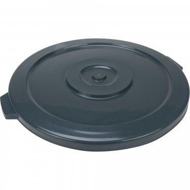 RMP - JK678 - Waste Container Lid - 24 Diameter - Gray - Unit Price