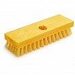 Rubbermaid - FG9B3600YEL - Plastic Block Deck Brush - Deck - Polypropylene - 9 - Yellow - Unit Price