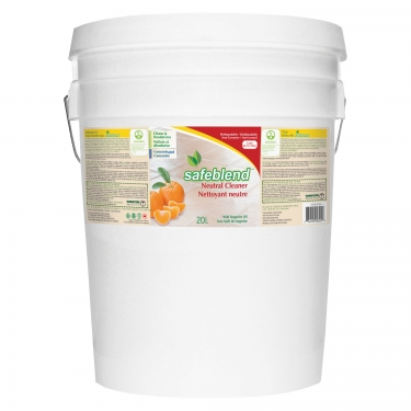 Safeblend - NCTOPW1 - Safeblend® Neutral Cleaner - 20 liters - Price per drum