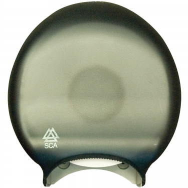 Tork - 66TR - Universal Jumbo Toilet Paper Dispenser - Simple -  10.63 x 5.75 x 12 - Smoke Black - Unit Price