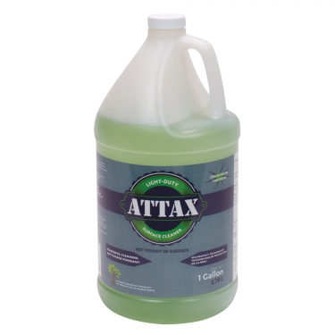 Worx - 17-0401 - ATTAX Light Duty Surface Cleaners - 3.78 liters/ 1 US gal. - Price per bottle